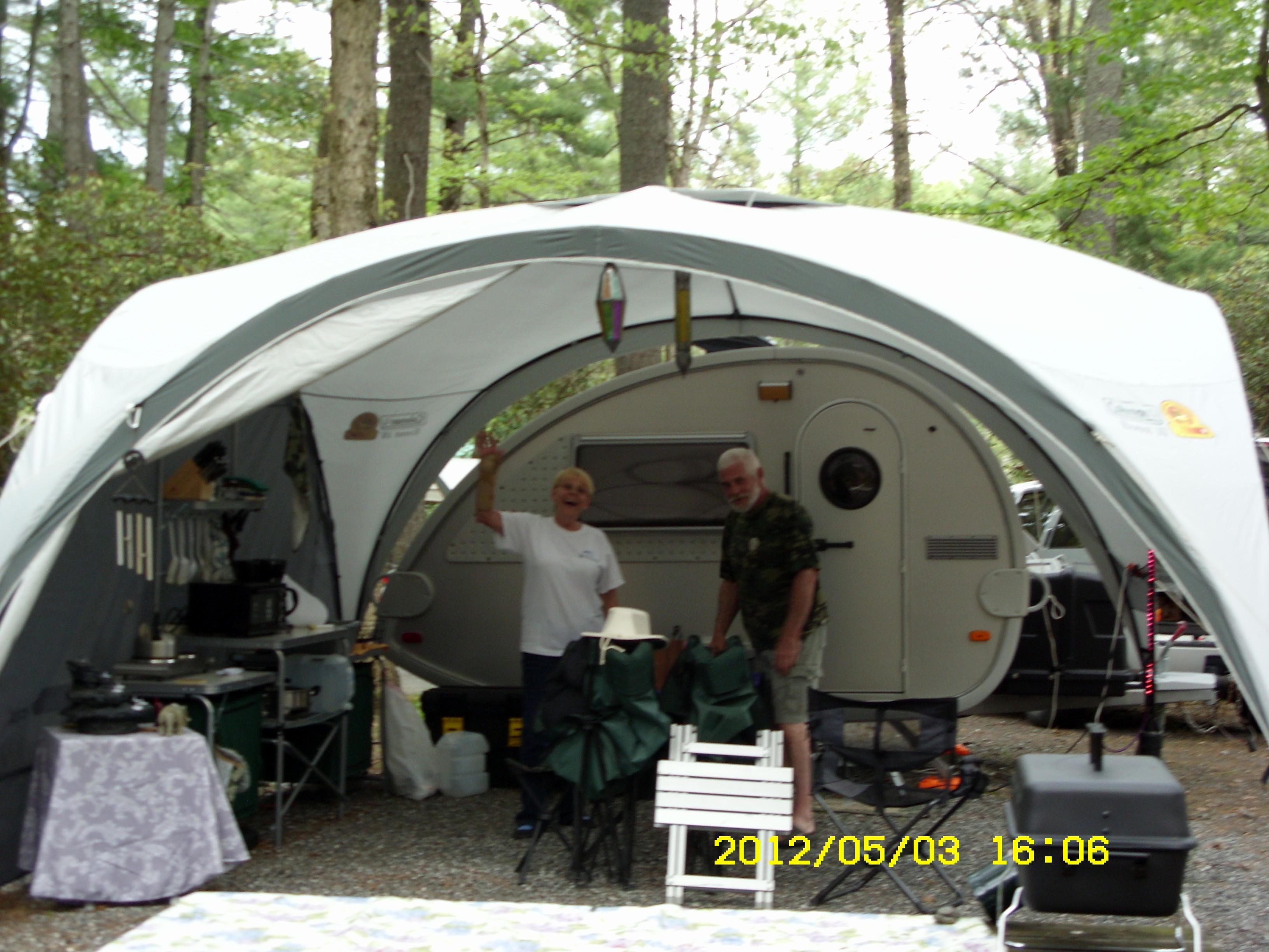 T B Teardrop Trailers Blue Ridge Rally 2012 171 Three