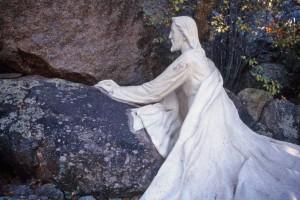Jesus in Shrine of St. Joseph, Yarnell, AZ