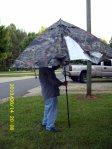Patio umbrella repair