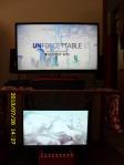 New TV to monitor Bluebird house.