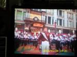 Macy's parade band