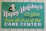 Care sign