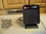 Little electric heater