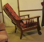 Sikes Morris Chair