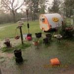 Flooded yard #1