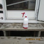 Homemade insecticide