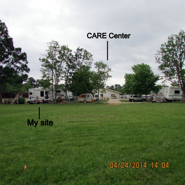 Picture of my site