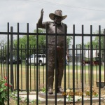 Little George Havens statue