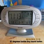 T[me and temperature