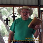 Sam Stone with Bible study