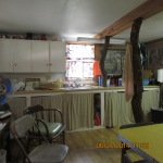 Kitchen in old building