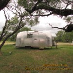 Miss Lucy's Airstream trailer