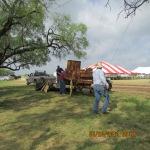 Unloading a chuck wagon #2