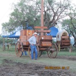 Ready to load the Chuck Wagon