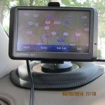GPS in shopping center