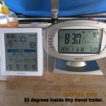Time and temperature