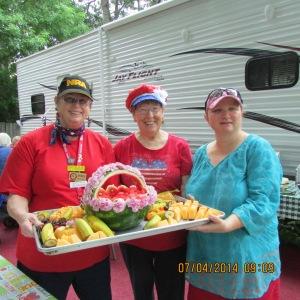 Sharon, Shirley & Sue