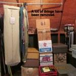 Fewer items