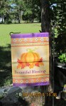 Bountiful Blessings flag