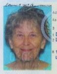 Driver's license photo