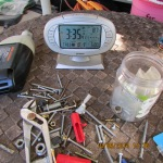 Time, temperature and tools