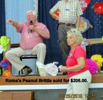 Roma's Peanut Brittle