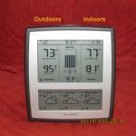 Temperature before ten