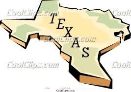 Texas silouette