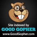 Good Gopher site indexed