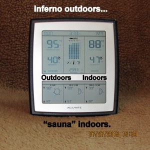 Indoor-outdoor at three-thirty
