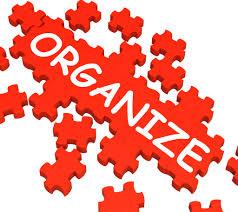 Organize jigsaw puzzle pieces