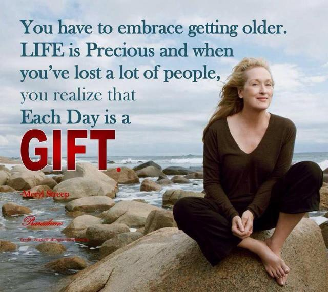 You have to embrace life picture