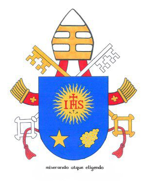 Pope Francis crest (very best)
