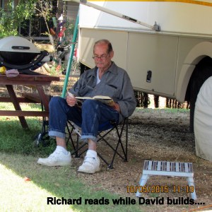 Richard reads