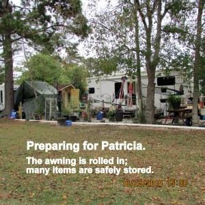 Preparing for Patricia