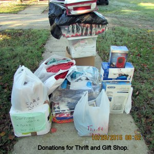 Donations for Thrift and Gift (1)