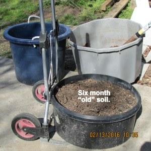 Old soil