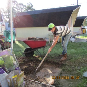 Removing dirt (2)