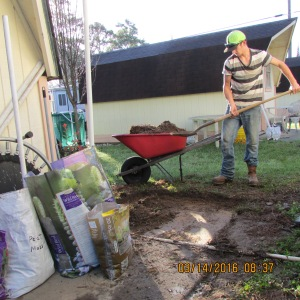 Removing dirt (3)