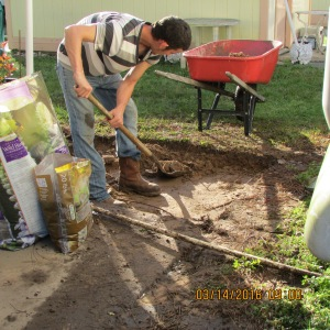 Removing dirt (4)