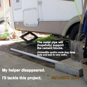 My helper disappeared