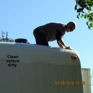 Clean versus dirty (2)