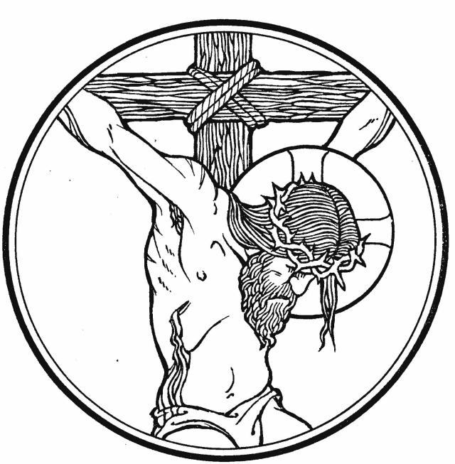 Jesus on the cross, Good Friday