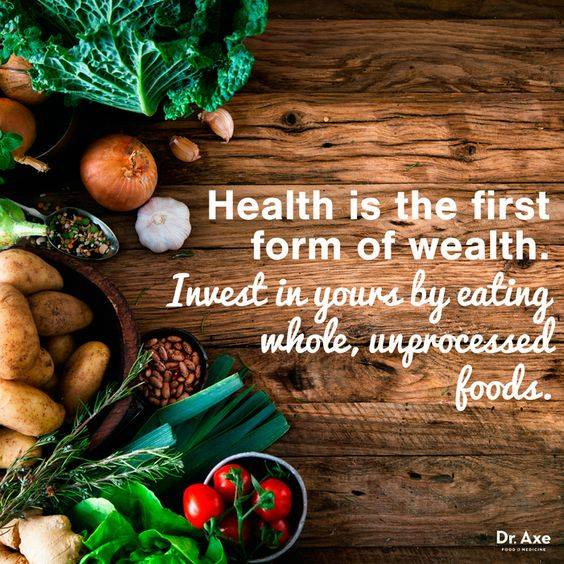 Health is... (poster)
