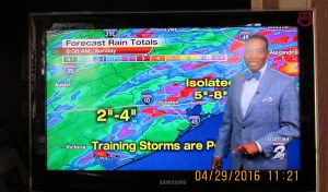 TV meteorologist report (2)