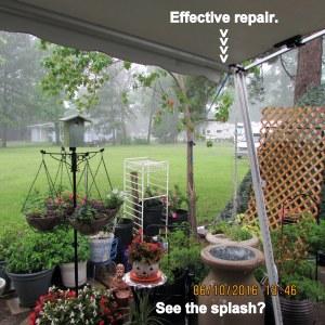 Effective repair