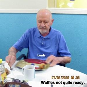 Lewis without waffle