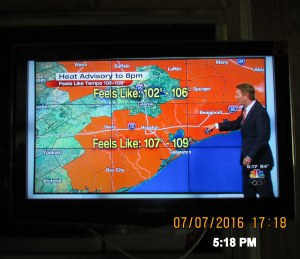 Television weather (1)
