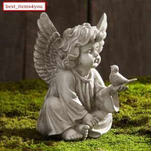 Angel garden ornament