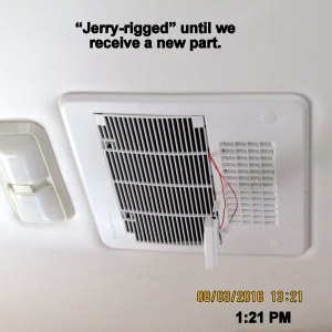 Jerry-rigged